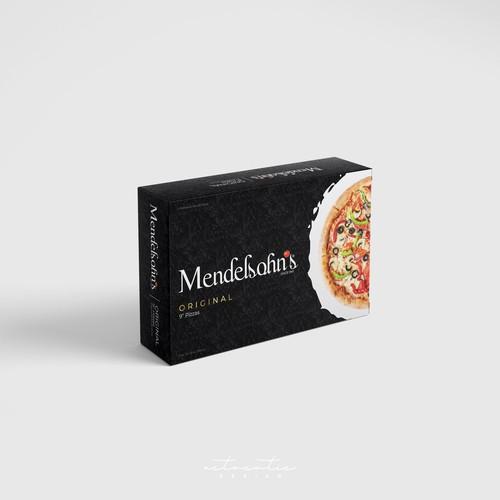 Packaging Design for Mendelsohn's