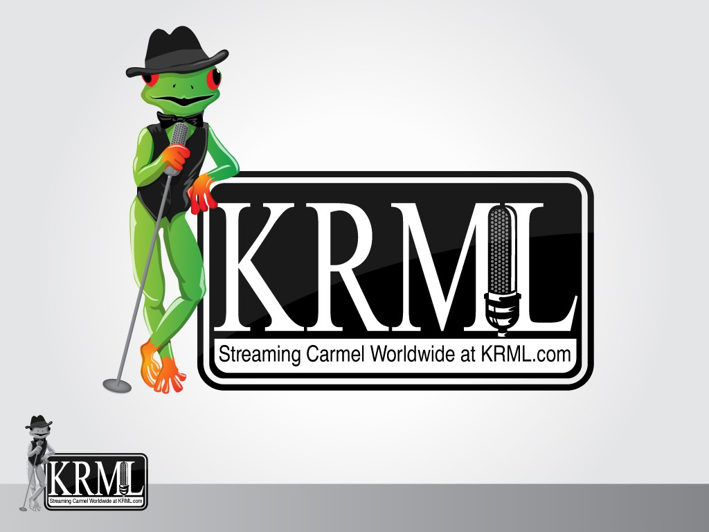 "Refine the next logo for KRML Radio SEE NEW GUIDELINES BELOW IN ""Briefly describe what your business does"" section"