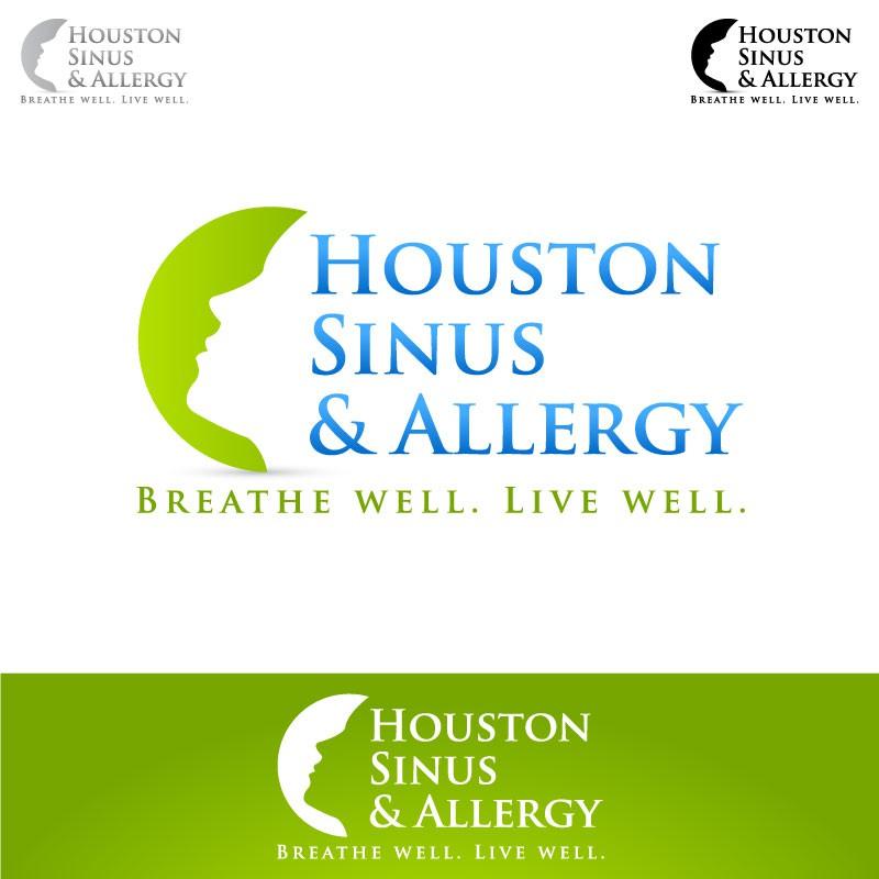 Houston Sinus & Allergy needs a new logo