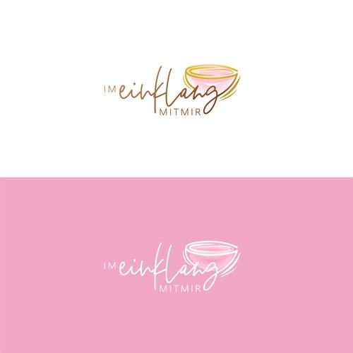 """Logo concept for """"Im einkling mitmir"""""""