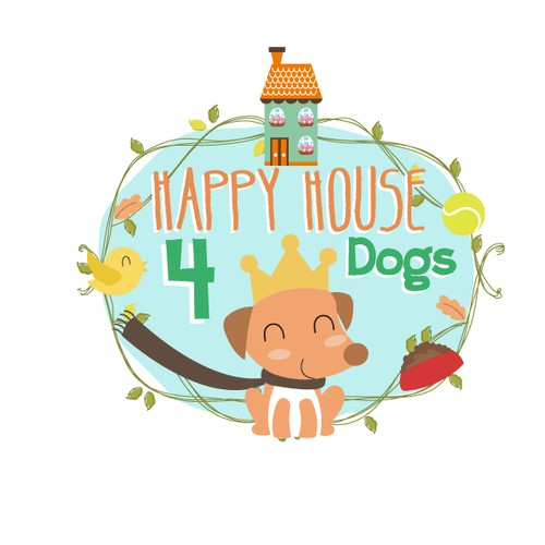 Happy House 4 Dogs