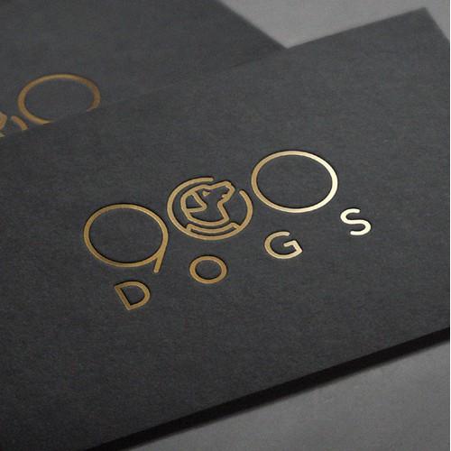 «900dogs» logo
