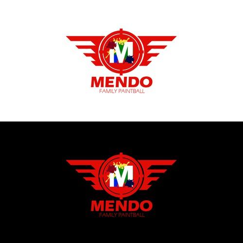 logo concept for Mendo