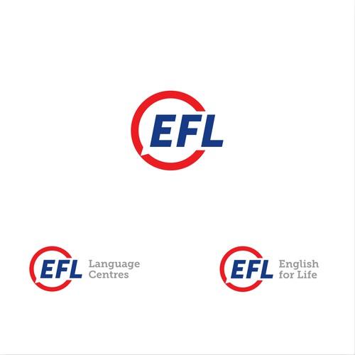 Logo Design for EFL Language Centres