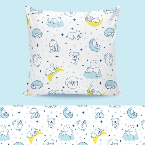 Baby pillowcase pattern