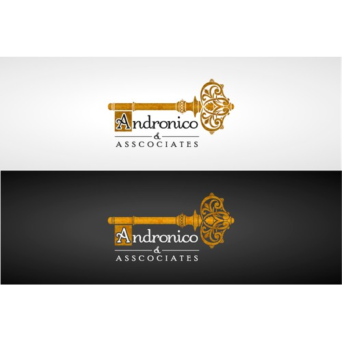 Logo concept for a Real Estate Agency