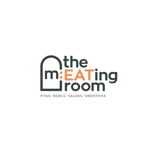 Logo for the meating room