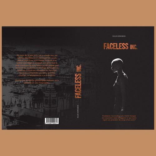 Faceless Inc. - Book cover