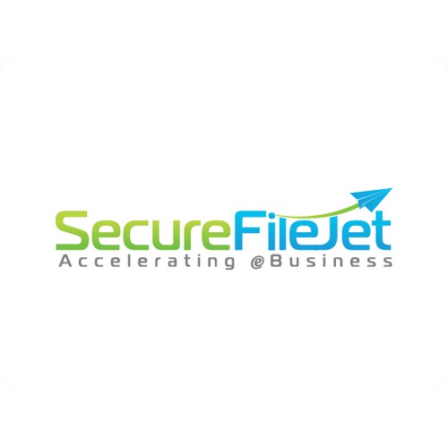 Exciting new Internet service needs a logo! Secure File Jet