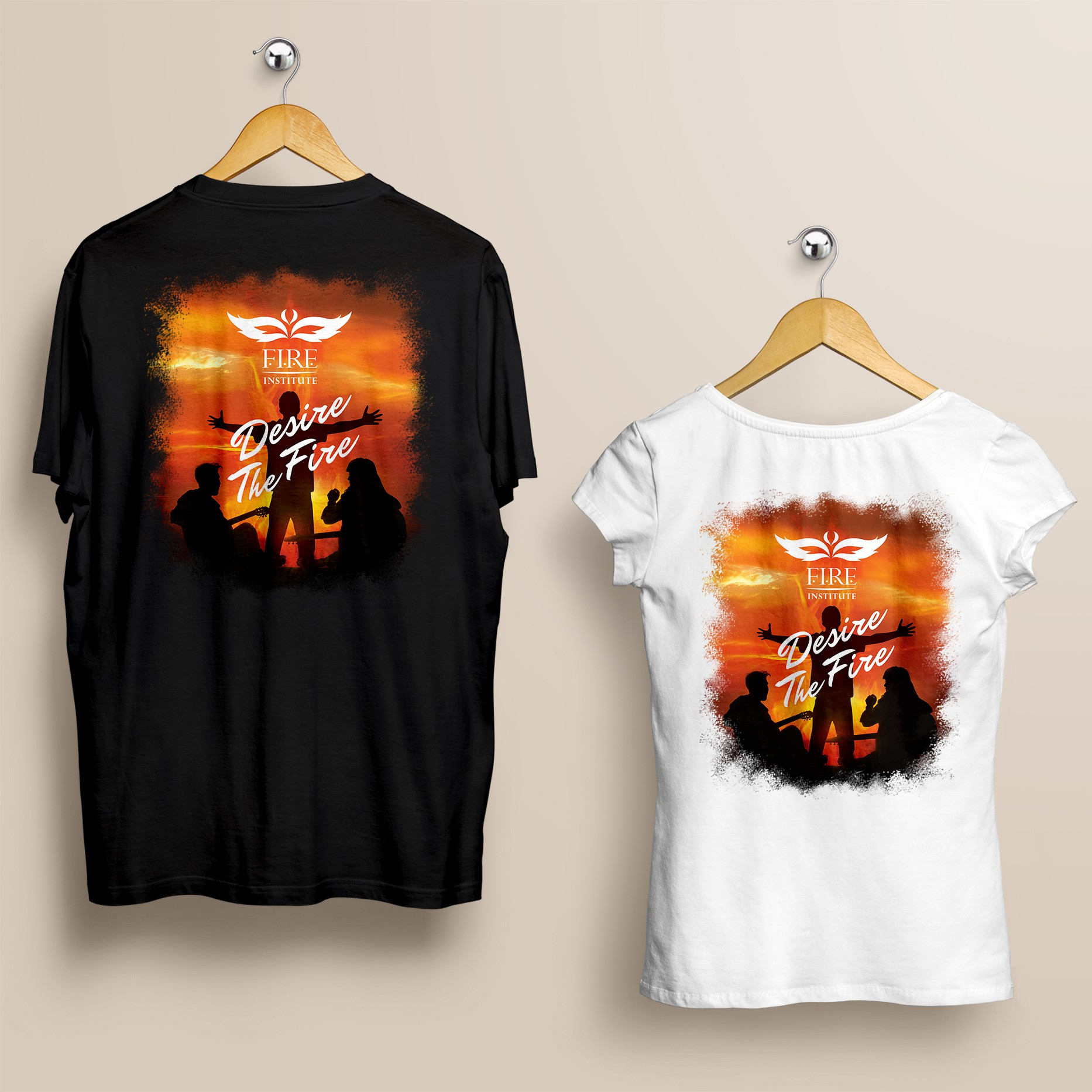 FIRE Institute Shirt