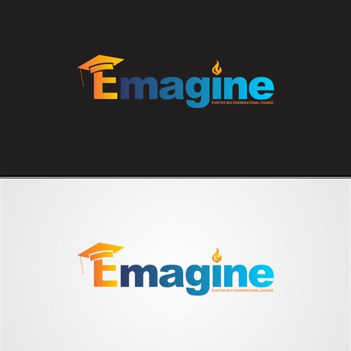 Emagine needs a new logo