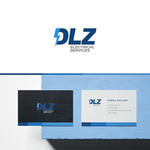 DLZ Electrical Logo