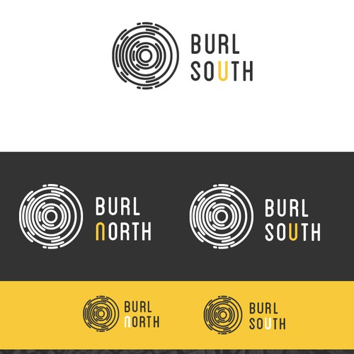 Burl North and Burl South Apartment Homes needs a Logo
