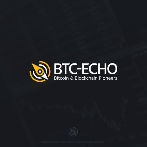 Logo for greatest German speaking information platform for digital currencies and Blockchain.