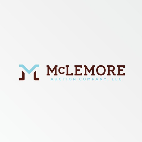 Logo for an online auction company