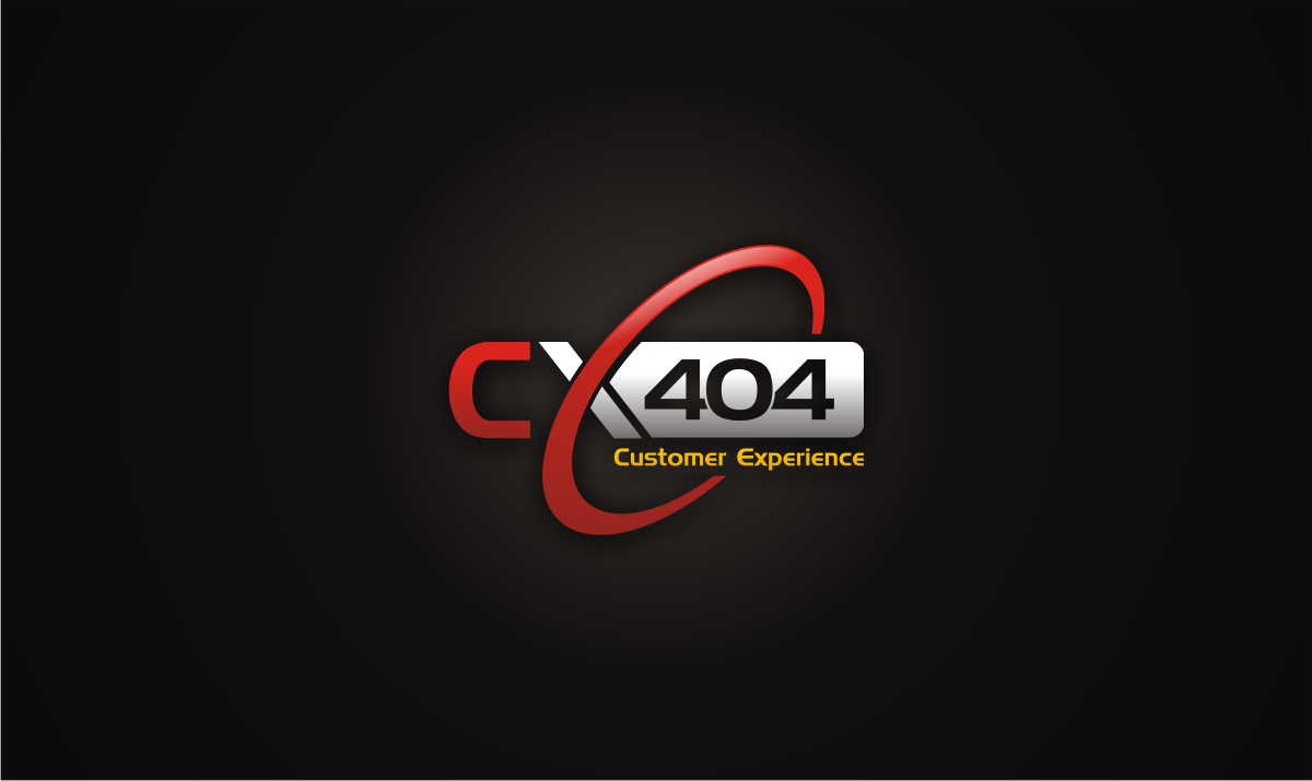 Customer Experience 404 benötigt logo