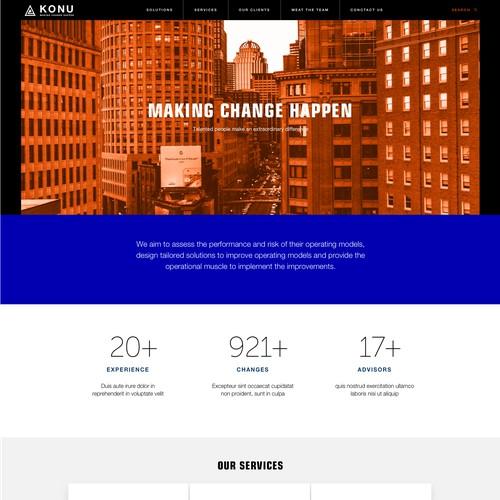 KONU Homepage