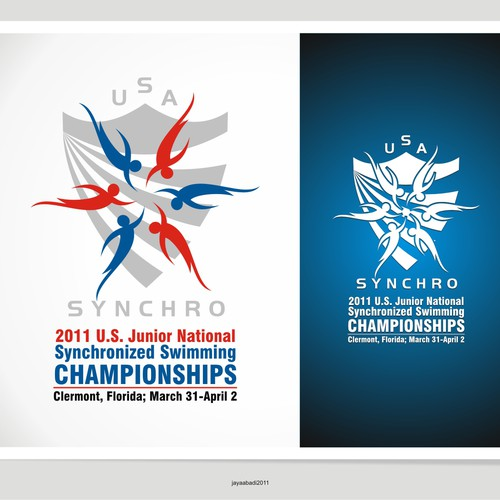 US Junior National Championships Logo