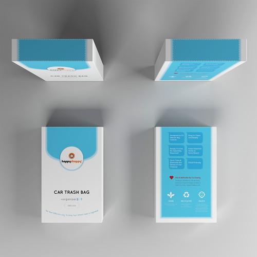 Minimal Style Packaging