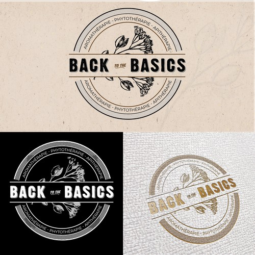 BACK TO THE BASICS - Vintage Ronded
