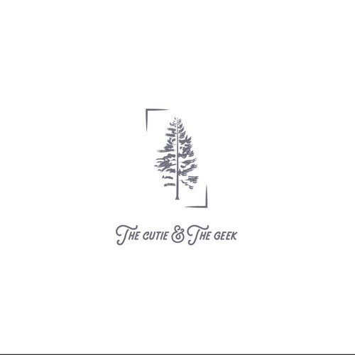 Elegant but classic logo design proposal for outdoor photographer.
