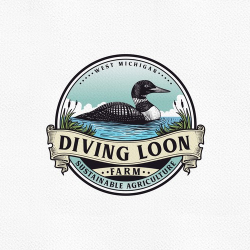 Diving Loon Farm