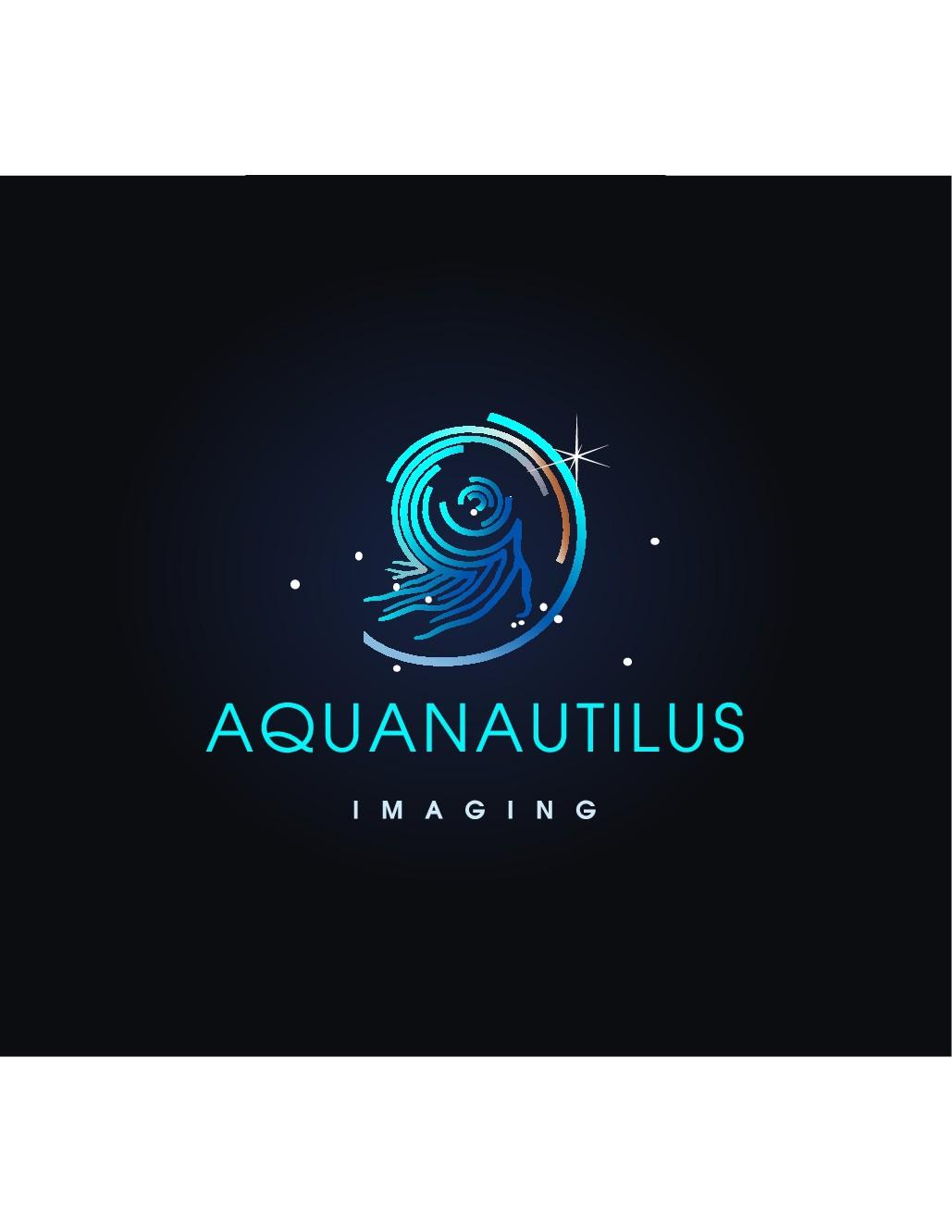 Design a unique nautilus logo for photographer