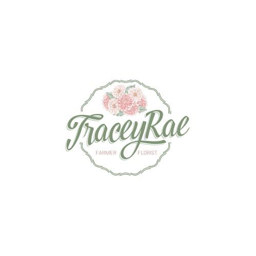 Farmer Florist Logo Design