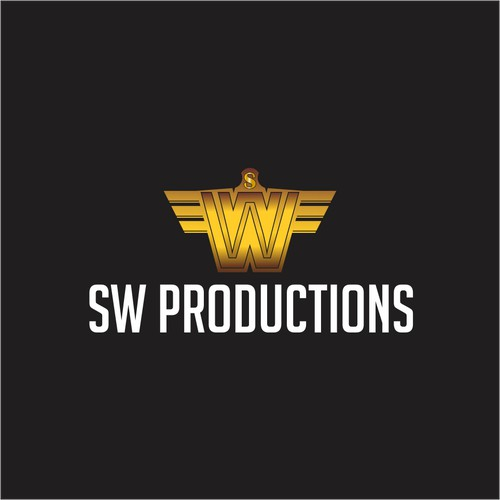 Logo concept for SW productions