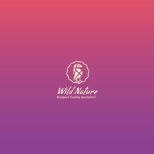 Creative Bird Logo for Wild Nature