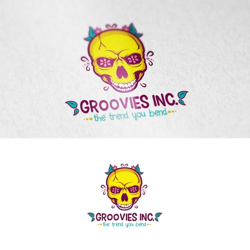 Logo for Groovies Inc.