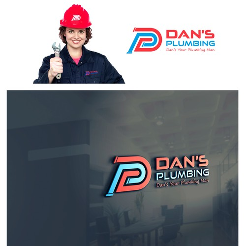 Professional Logo Design for a Plumbing Company
