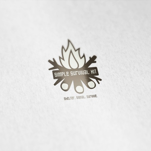 The Simple Survival Kit Logo