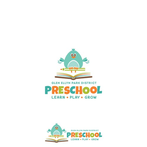 Logo for preschool programs