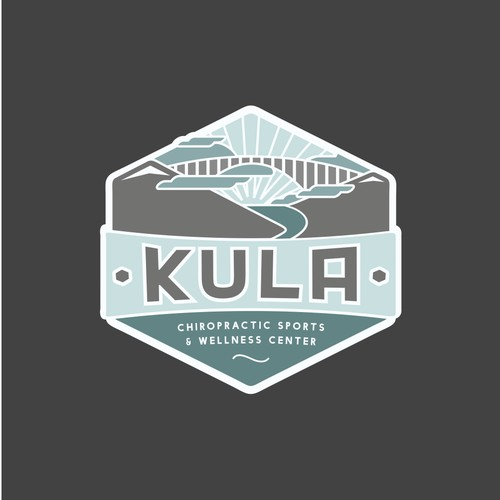 "Create a ""Kula"" than average logo for new sports health center!"