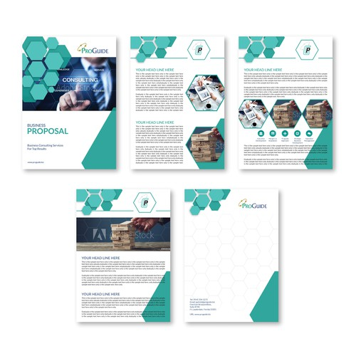 Proguide Business Proposal Template