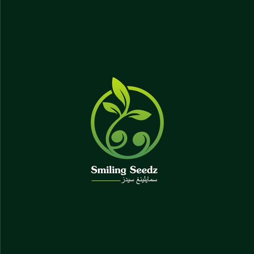 nature theme logo