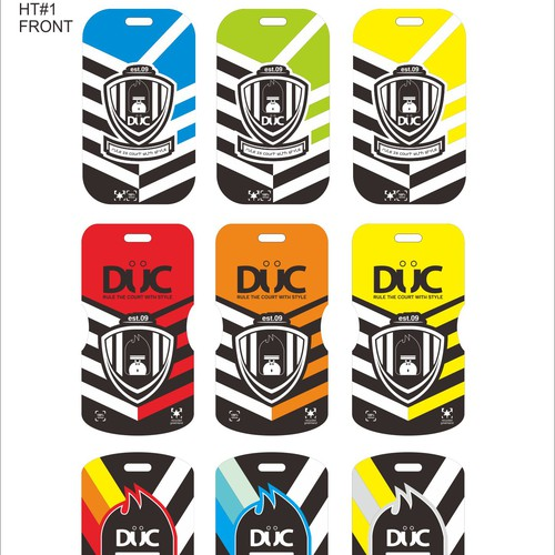 HANGTAG for DUC inc.