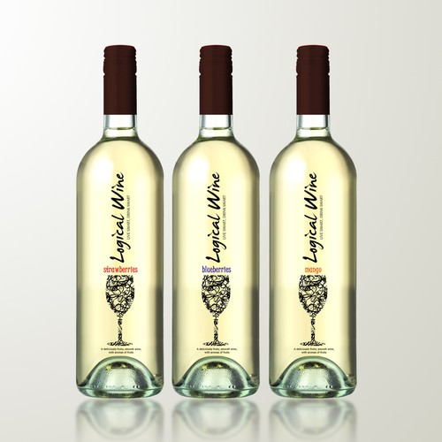 Design a new wine label - top 5 get a case of wine!