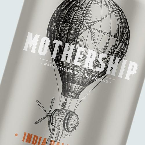 Mothership IPA Beer
