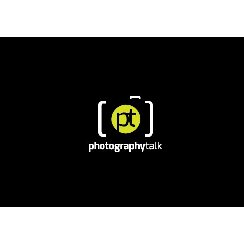 Logo concept for PhotographyTalk