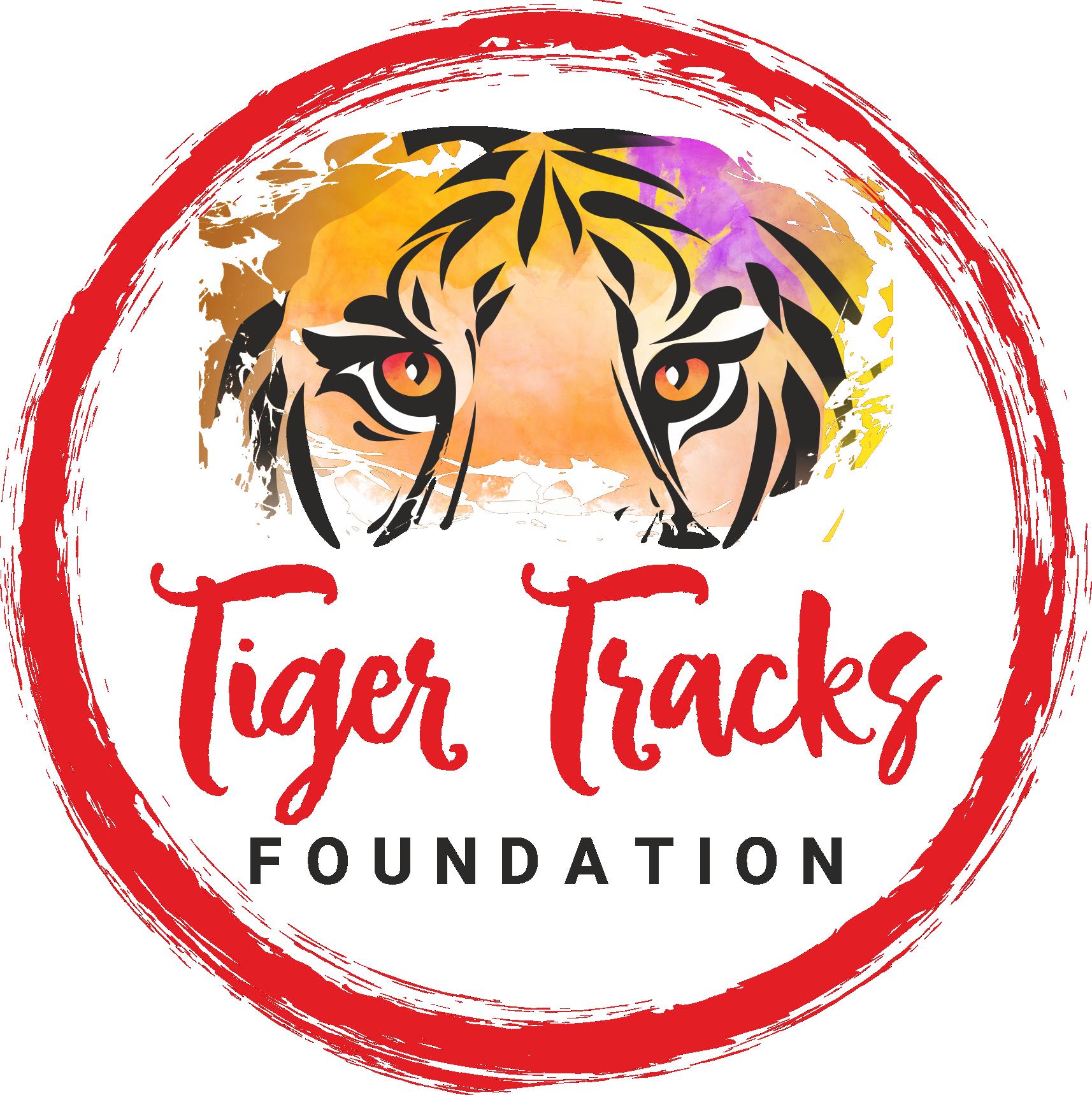 Finalize Tiger Tracks logo