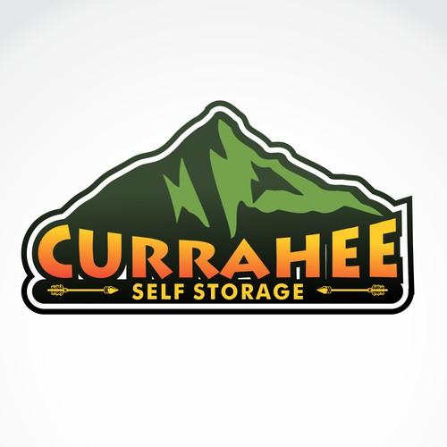 Logo For Currahee Storage