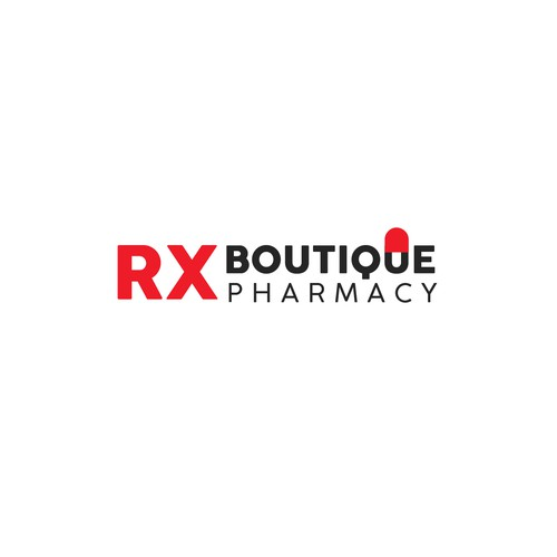 RX Boutique Pharmacy Logo