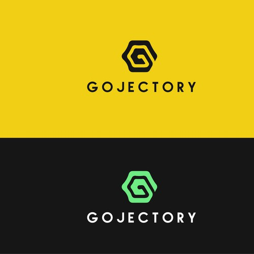 Logo concept for Gojectory
