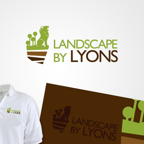 Fun, bold, Landscape by Lyons logo needed