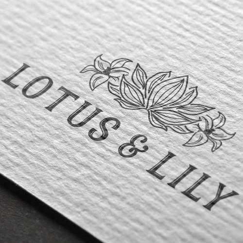 logo for  landscape design business