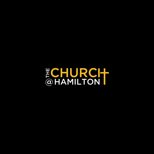 Modern logo for a church