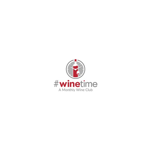 Wine Club Logo Design