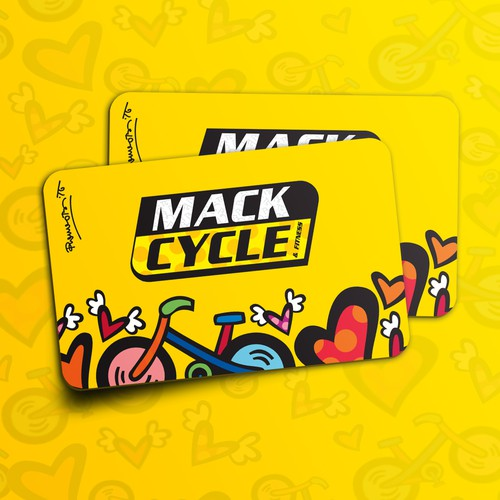 Gift card for Cycling Store